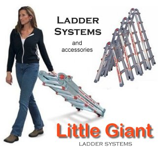 Little Giant Ladder System And Accessories