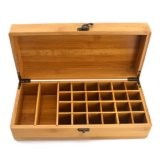 Essential Oil Wooden Box