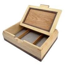 Handmade Men's Valet Box