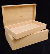 Handcrafted Unfinished Box
