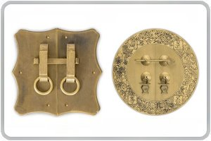 Antique Face Plates