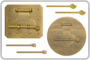 Latches & Pins