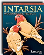 Intarsia Woodworking Projects: 21 Original Designs