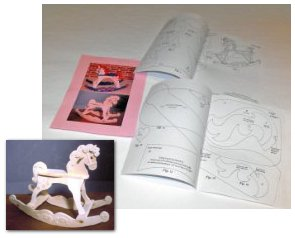 Plan to Build Your Own Rocking Horse Project