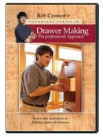 Drawer Making-The Professional Approach DVD