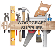 asw woodcraft supplies