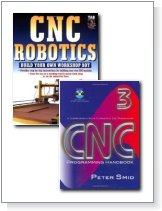 CNC and Robotics Books