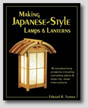 Making Japanese Lamps and Lanterns