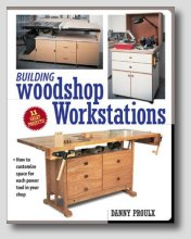 Building Woodshop Workstations