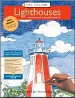Lighthouses Coloring Book