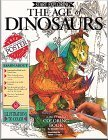 Age of Dinosaurs Coloring Book