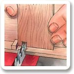 Making Box Joints - Building the Box Joint Jig