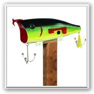 Fishing Lure Novelty Mailbox