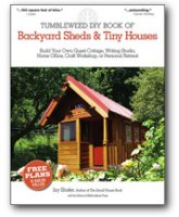 Backyard Sheds and Tiny Houses Book