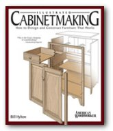 Illustrated Cabinetmaking, Book
