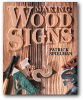 Making Wood Signs, Book