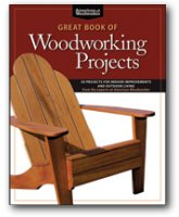 Great Book of Woodworking Projects