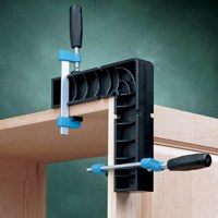 Clamp-It® Assembly Square and Clamps (Sold Separately)