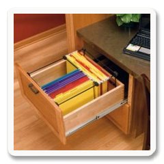 File Drawer Systems, FD Series