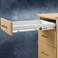 Centerline Series CL-757A 100 lb. Full Extension Shelf Slides