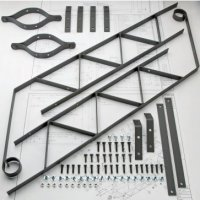 Buckboard Project Sleigh Hardware Kit
