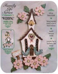 Wedding Tole Project Kit