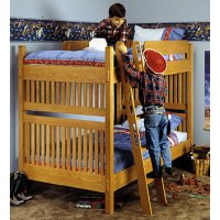 Arts and Crafts Bunk Beds