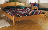 Shaker Bed Plans