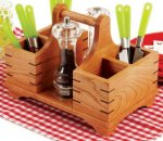 Plans to Build Silverware-Caddy
