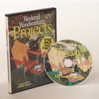 Weekend Woodworking Projects, The Complete Collection on CD-ROM