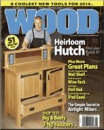WOOD Magazine Dec/Jan 2014 Issue 223