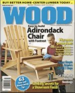 WOOD Magazine July 2013 Issue 219