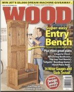 WOOD Magazine Sept 2013 Issue 220