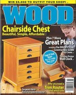 WOOD Magazine Issue 229