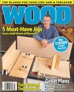 March 2015 WOOD Magazine Issue 231