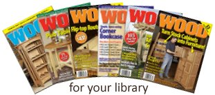 WOOD Magazine Issues