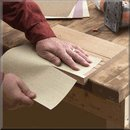 Sandpaper Cutter Plan