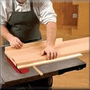 Straight-Tracking Crosscut Sled